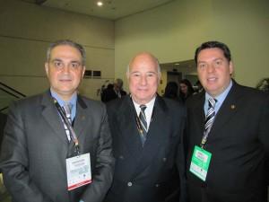 Alceu Vezozzo Filho, Guillermo Alcorta e Ricardo Aly