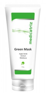 Bisnaga da argila Green Mask