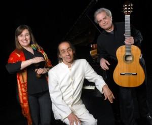 Almendrix Trio