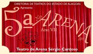 Banner da VII edição do Quinta no Arena