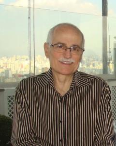 Colunista Laney Lângaro (Diário de Canoas), presidente da Associação Riograndense de Colunistas Sociais