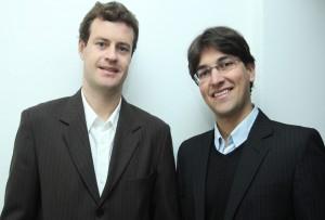 Leonardo Eicke e Wagner Haun