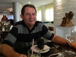 O empresário José Lima