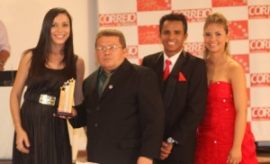 Karine Baldez, Humberto Mendes França, William Santos e Isadora Lima