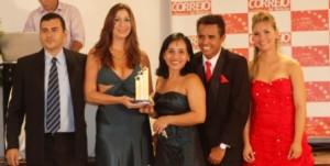 Eduardo Martins, Mônica Moreira Lima, Iza Fath, William Santos e Isadora Lima