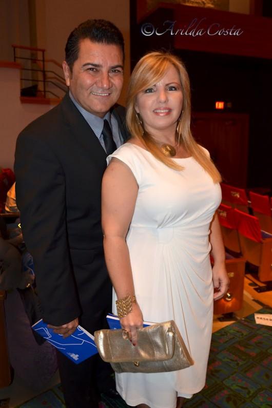 Pastor Silair Almeida e sua esposa Debora Almeida