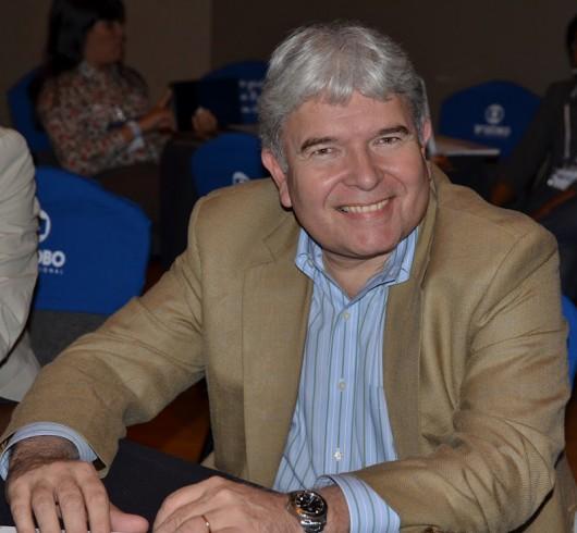 Presidente do Eurobanco, subsidiario do Banco do Brasil, futuro Banco do Brasil nos EUA, Leandro Martins Alves