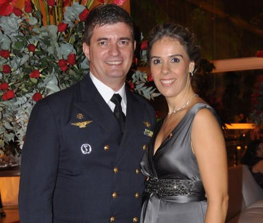 Capitão André Pereira Meira e sua senhora, Pollyana