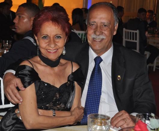 Geraldo Câmara e sua senhora
