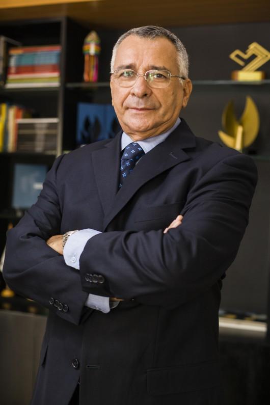 Diretor presidente da Algás, Geoberto Espírito Santo