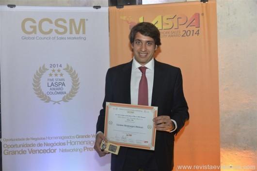 Luciano Montenegro, CEO do Complexo WTC-SP