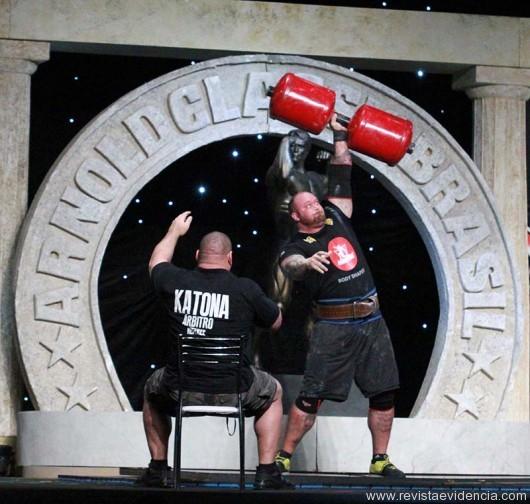 Kai Greene e Thor vencem o BB Pro e o Strongman