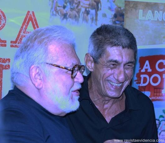 Ricardo Amaral e Fagner.