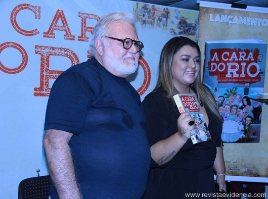 Ricardo Amaral e Preta Gil
