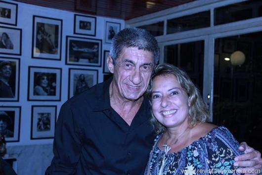 Fagner e Mariza Cardozo
