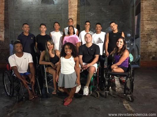 Projeto Beleza Inclusiva (Foto Divulgação)