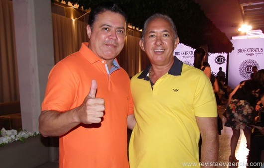 O deputado estadual Rigo Telles, da Região de Barra do Corda, também foi flagrado por essa colunista com o empresário Robério Ginffony no Pestana Hotel, na Casar Bem