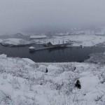 Rio Do Rastro com Neve