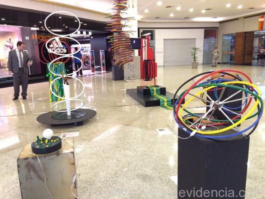 """Exposição """"Passagem Olímpica"""" segue em cartaz no Maceió Shopping"""
