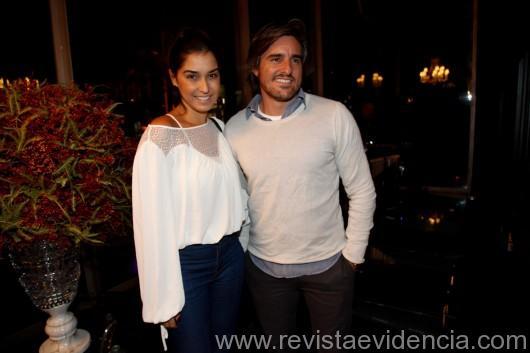 Carla Basiches e Jose Ricardo Basiches
