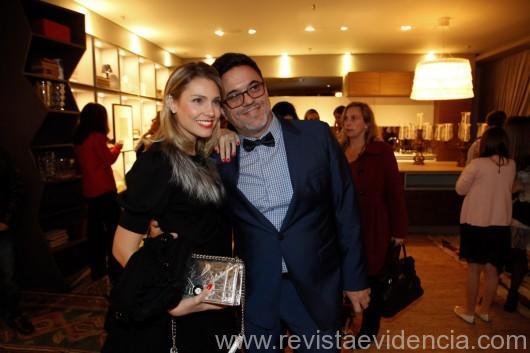 Livia Leão e Beto Cocenza