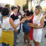 Vitarella recebe público alagoano na Paixão de Cristo de Nova Jerusalém, com degustação de produtos