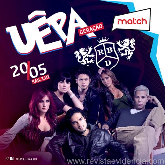 Festa Uêpa faz tributo ao grupo RBD neste sábado