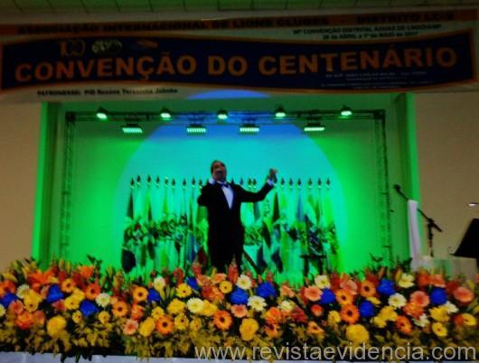 Helcio Hime é Ovacionado em sua Turnê por São Paulo