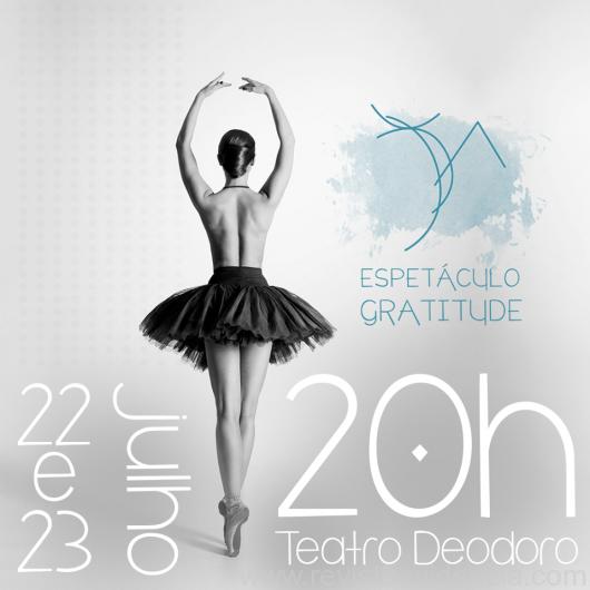 Espetáculo comemora 45 anos do Ballet Emília Vasconcelos