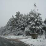 Neve na Serra