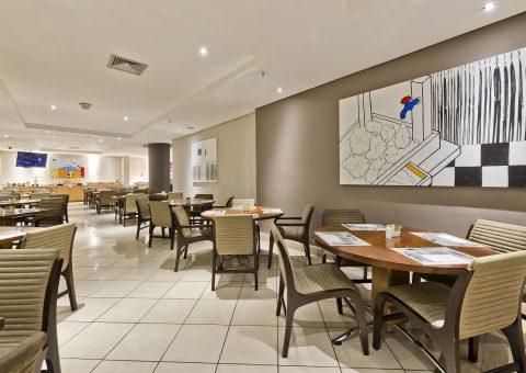 TRYP Higienopolis - Breakfast Buffet Giallo Restaurant