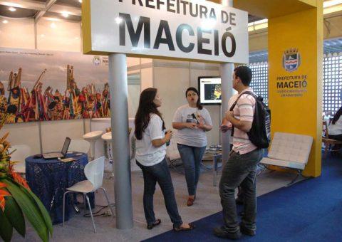 Imagem: Feira do Empreendedor no Centro de Convenções (Foto: Marco Antônio/SECOM)