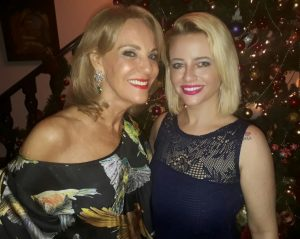 Ana de Paula e Camila Carvalho
