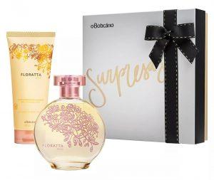 Presente Floratta Gold