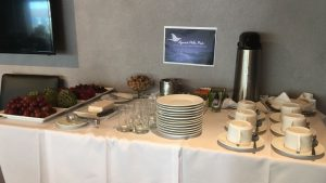 Café da manhã Sri Prem Baba