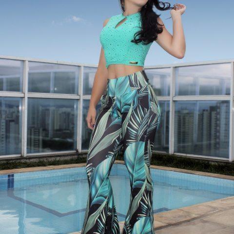 "Modelo e atriz Milene Uehara ""Pavorô"" (Foto: Walter Fernandes / Revista Flash Campinas)"