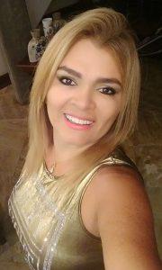 A bela Lorena Miranda
