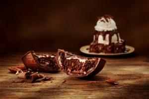 Ovo Choco Brownie
