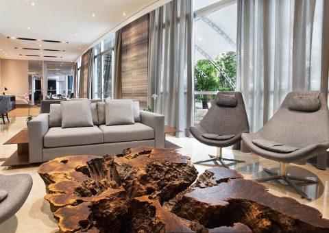 Lounge at Meliá Jardim Europa
