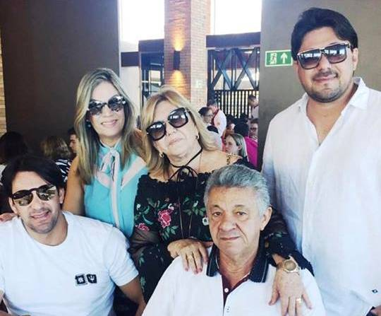 Família Dantas - Modelle Cia da Moda (Foto: Divulgação)
