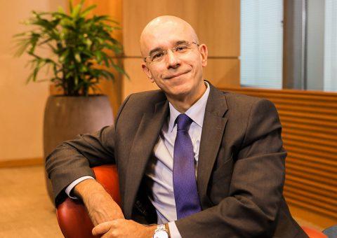 Sérgio Rial, presidente do Santander Brasil