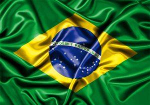Bandeira do Brasil (Imagem: Internet)