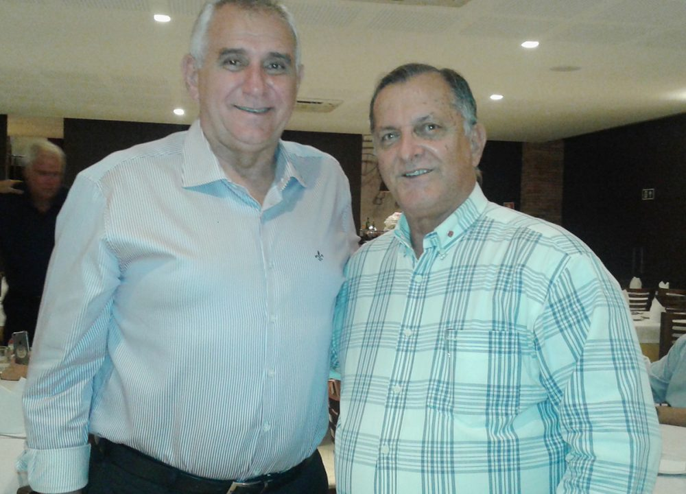 Almirante Leandro e Eduardo Auto Guimarães