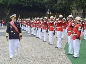 Solenidade Oficial Batalha Naval Riachuelo