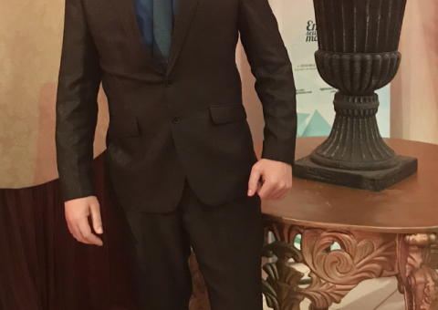 Promoter Wilton Rocha