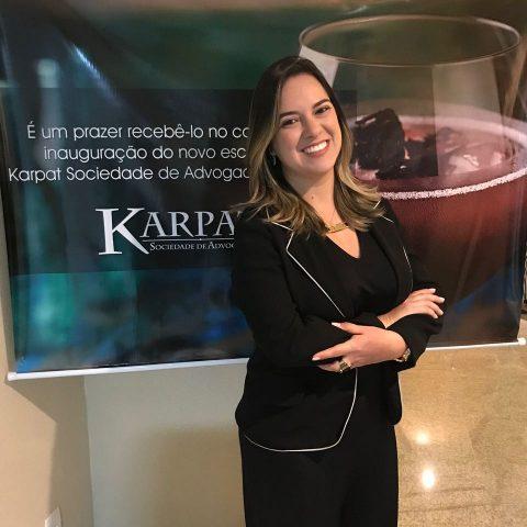 Empresária e jornalista Luana Nunes