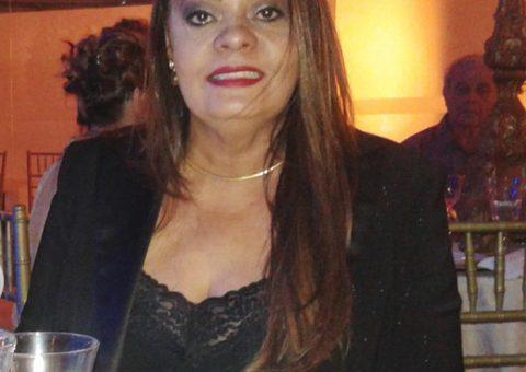 A consultora de imóveis Iara Soares Santiago Melo