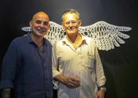 Hermes Santos e Everson Fonseca