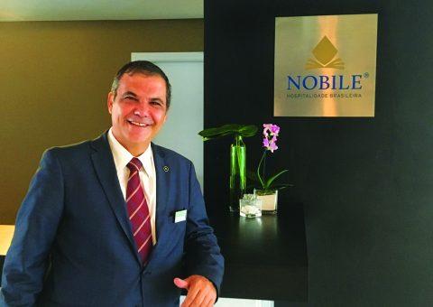 ssume a Gerência Geral do Wyndham Garden Convention Nortel, em São Paulo, hotel administrado pela Nobile Hotéis