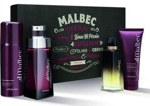 O Boticário - Kit Presente Malbec Pais